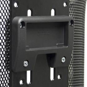 KlickFix Oval Plus EF Korb schwarz